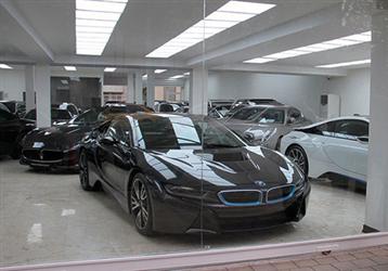 نمايشگاه ماشين در تهران  نمایشگاه و فروشگاه اتومبیل کاپری - اتوکاپری