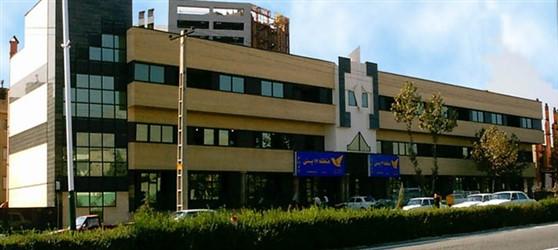 منطقه 14 پستی - دفتر پستی شهرک قدس