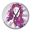 خرید اینترنتی ساعت دیواری پرسناژ مدل C16 , قیمت انواع ساعت های تزئینی متفرقه