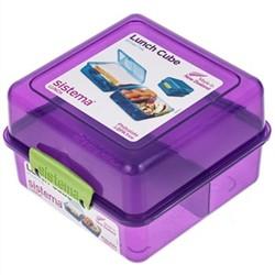 خرید اینترنتی ظرف نگهدارنده سیستما مدل Lunch Cube , قیمت انواع ظروف نگهدارنده سیستما