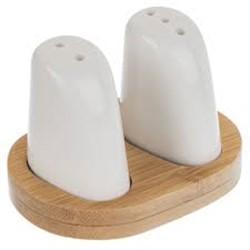خرید اینترنتی ست نمک و فلفل پاش بامبوم مدل BB2839 بسته 2 عددی , قیمت انواع شکر پاش و نمک پاش بامبوم