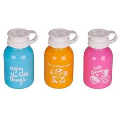 خرید اینترنتی ست نمک و فلفل پاش شیشه ای RENGA مدل Spring بسته 3 عددی , قیمت انواع شکر پاش و نمک پاش متفرقه