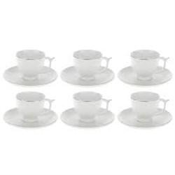 خرید اینترنتی ست فنجان و نعلبکی 12 پارچه تاپاس کد 002 , قیمت انواع سرویس چای خوری متفرقه