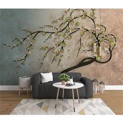 خرید اینترنتی پوستر دیواری سه بعدی بومرنگ کد BW215 , قیمت انواع کاغذ دیواری بومرنگ