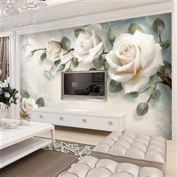 خرید اینترنتی پوستر دیواری سه بعدی بومرنگ کد BW027 , قیمت انواع کاغذ دیواری بومرنگ