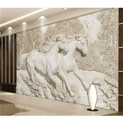 خرید اینترنتی پوستر دیواری سه بعدی بومرنگ کد BW035 , قیمت انواع کاغذ دیواری بومرنگ