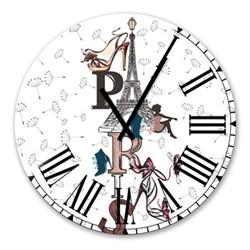 خرید اینترنتی ساعت دیواری پرسناژ مدل C15 ,قیمت انواع ساعت های تزئینی متفرقه