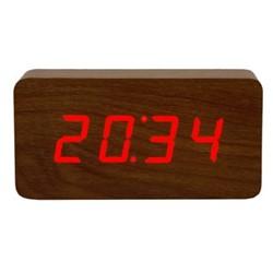 لیست قیمت فروشندگان آنلاین و مغازه های محصول Wooden Clock Woody Box Clock ,ساعت رومیزی وودن کلاک مدل Woody Box